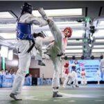 Il campione celanese Smuele Baliva sparring partner per gli atleti impegnati per le prossime qualificazioni olimpiche