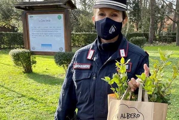 """Carabinieri del Reparto Biodiversità pianteranno un """"bosco diffuso"""" con le scuole della Marsica e dell'Alto Sangro"""