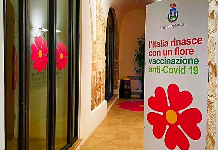 Centro informazioni vaccini di Tagliacozzo: