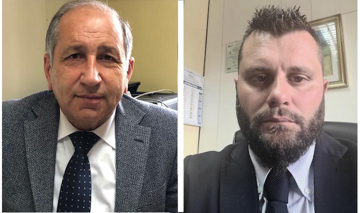 dottor Tiziano Zitella e all'architetto Antonio Ferretti