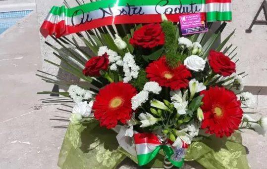 Capistrello, il 1° maggio il Sindaco Ciciotti deporrà una corona di fiori al monumento dei caduti sul lavoro