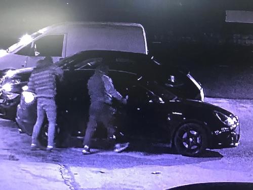 Allarme furti, segnalata auto sospetta in paese