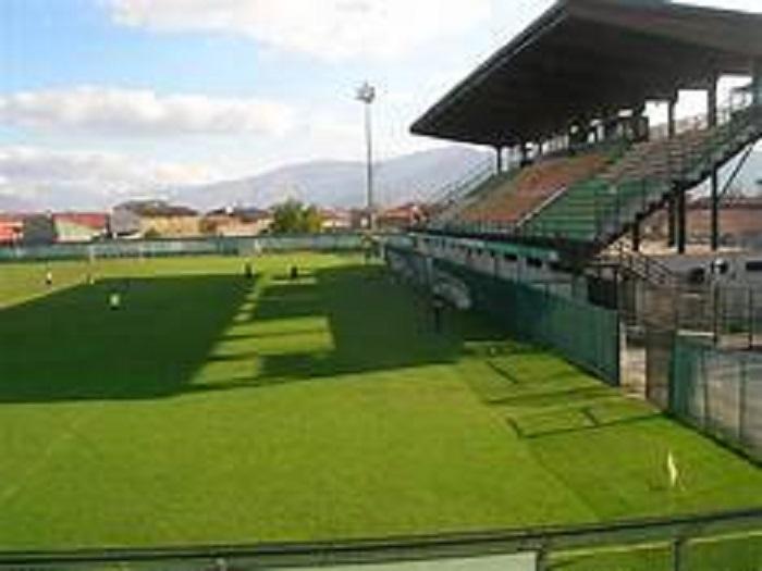La partita di debutto dell'Avezzano Calcio in diretta streaming