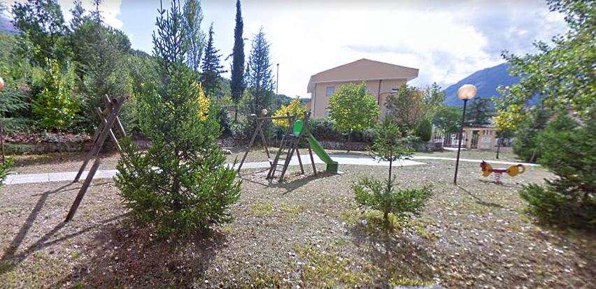 Chiuso il parco giochi di Pero dei Santi per lavori di messa in sicurezza
