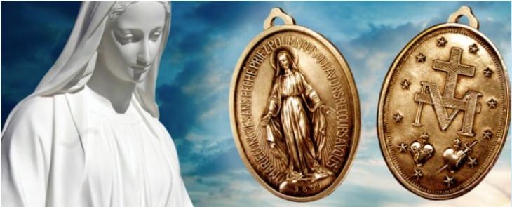 Il 3 maggio nella parrocchia di San Rocco si celebra la Madonna della Medaglia Miracolosa Pellegrina