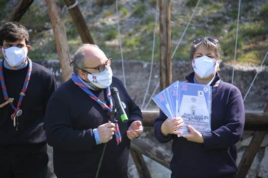 75 anni del Gruppo Scout l'Aquila 2: il senso dell'educare anche nei momenti difficili
