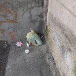 Sottopassaggio di via Pagani: i cittadini chiedono intervento del Comune