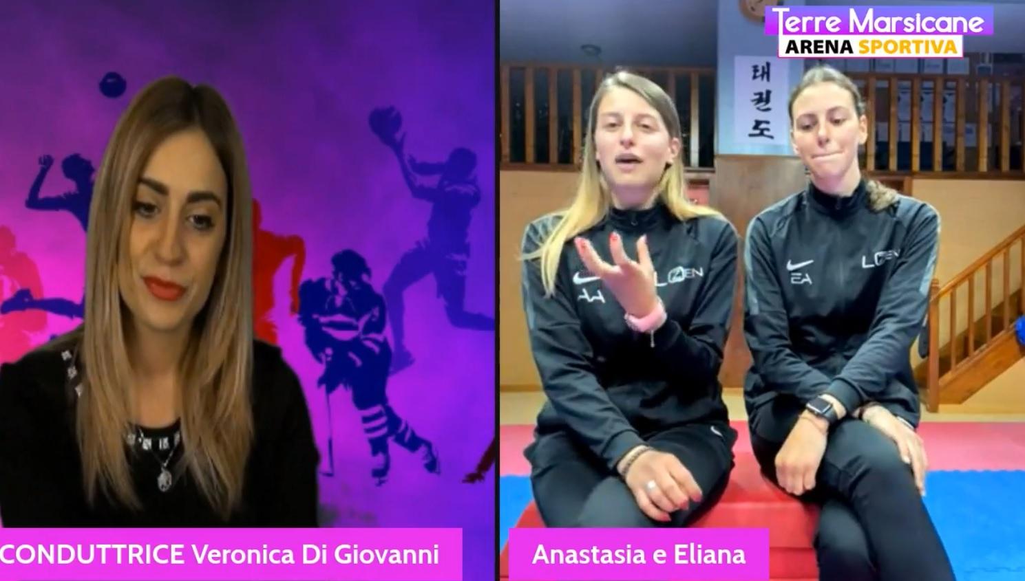 Taekwondo, Anastasia diventa allenatrice di taekwondo e istruttrice di ginnastica funzionale