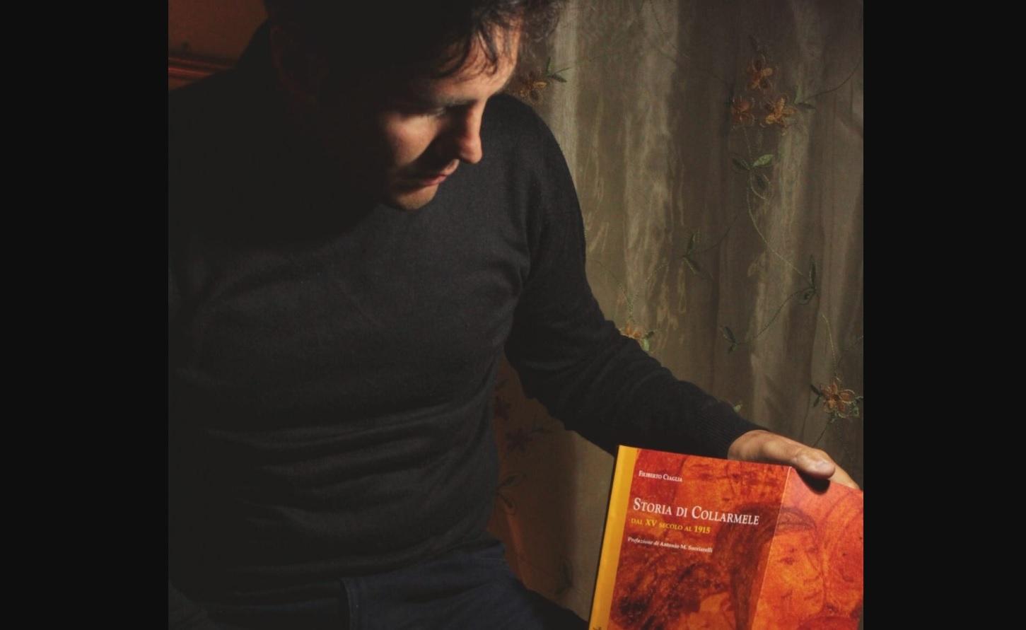 """""""Edizioni Kirke"""" presenta il nuovo libro """"Storia di Collarmele dal XV secolo al 1915"""" di Filiberto Ciaglia"""
