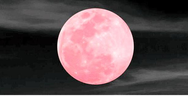 La super luna rosa di aprile: quando ammirare lo spettacolo nel cielo