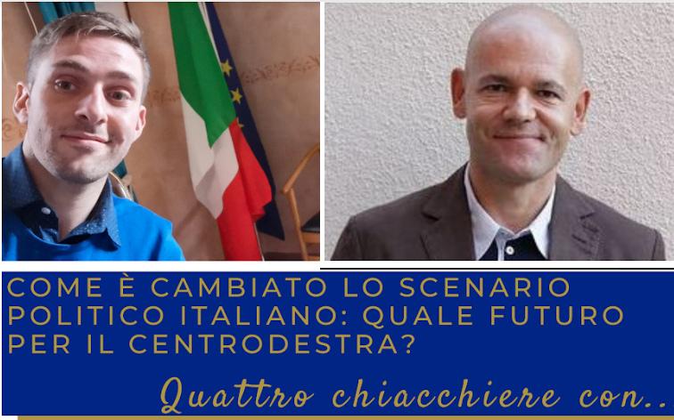 """""""Quale futuro per il centrodestra?"""", Simonelli ospita il professor Marco Gervasoni"""