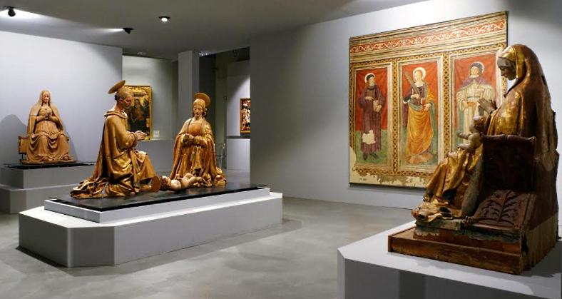 Riapre il MuNDA, Museo Nazionale d'Abruzzo a L'Aquila