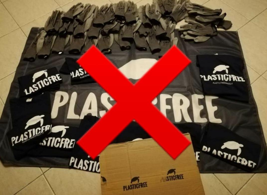 Zona rossa, rinviati a data da destinarsi gli eventi di raccolta Plastic Free nella Marsica