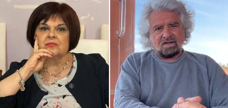 """Stefania Pezzopane contro Grillo: """"tu non sai cosa significhi denunciare uno stupro"""""""
