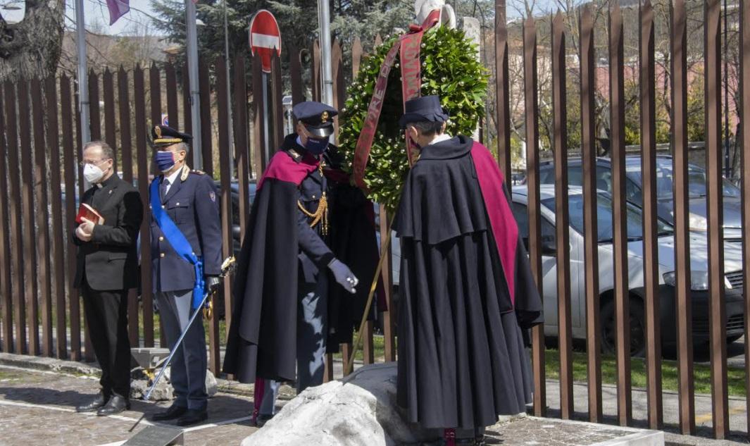 Celebrazioni del 169 anniversario della fondazione della Polizia di Stato