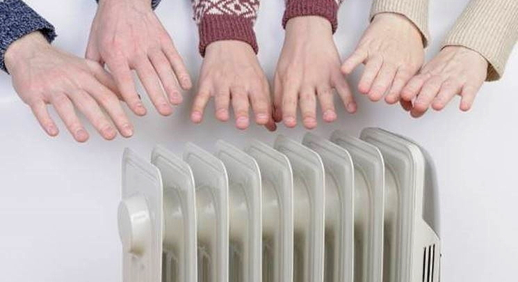 Ad Avezzano prorogata l'accensione degli impianti di riscaldamento fino al 23 aprile