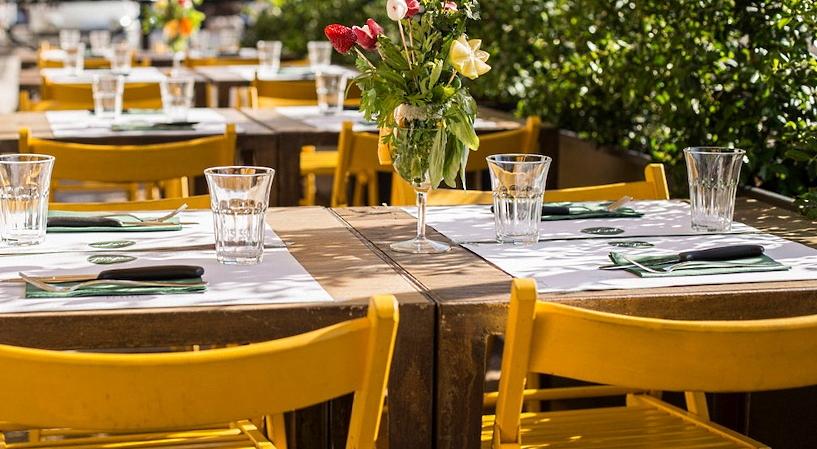 """Riapertura di bar e ristoranti in Abruzzo. Coldiretti: """"solo poco più di 1 locale su 2 può contare su spazi all'aperto"""""""