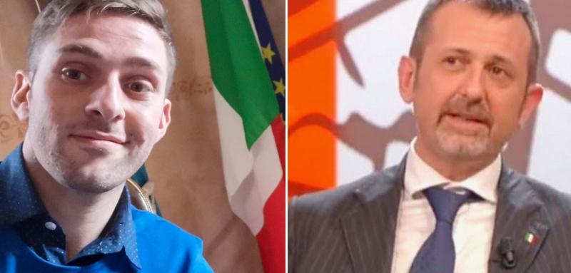 Erdogan e l'Italia: Nello Simonelli ospita l'onorevole Andrea Delmastro Delle Vedove