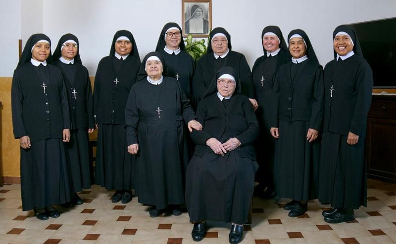 Le Suore dello Spirito Santo celebrano gli 85 anni di presenza a Pescina con un video reportage