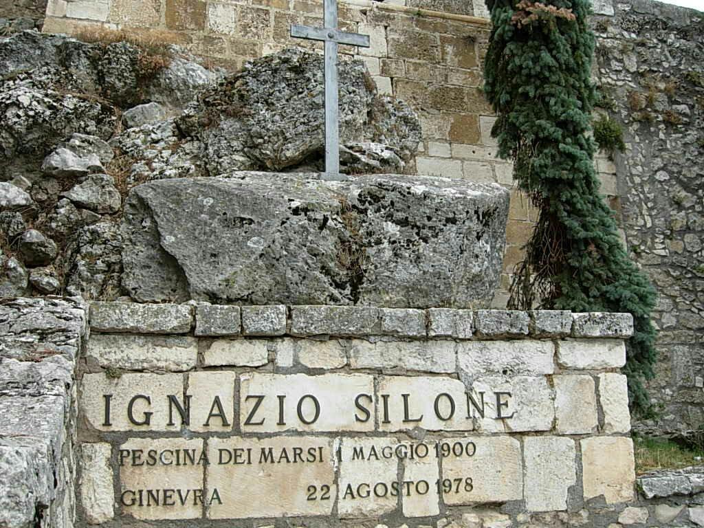 Pescina, commemorazione 121° Anniversario dalla nascita di Ignazio Silone