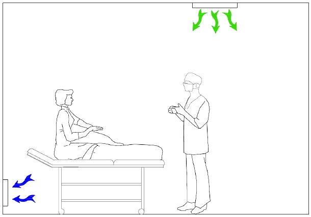 Il progetto e le caratteristiche tecnologiche della struttura Pre-triage dell'Ospedale di Avezzano