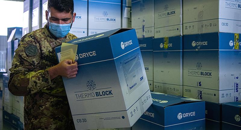 Oltre 4,2 milioni di vaccini in distribuzione alle Regioni tra il 15 e il 22 aprile: arriva anche Janssen