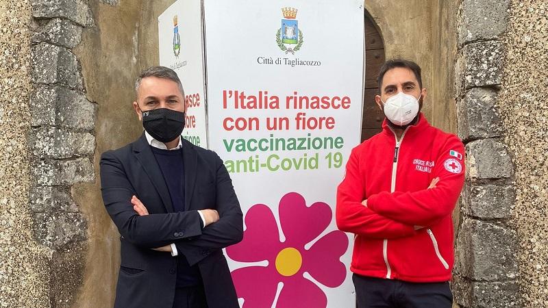 La Protezione Civile di Tagliacozzo garantirà i trasporti quotidiani dei vaccini per non interrompere la campagna vaccinale