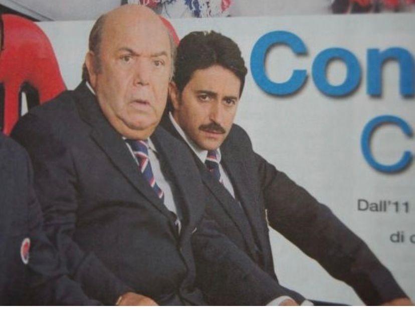 """Su Cine34 torna il film """"L'allenatore nel pallone 2"""" con Lino Banfi. Nel cast l'attore avezzanese Corrado Oddi"""