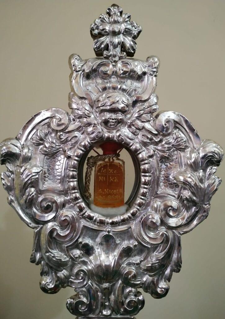 """Tagliacozzo si prepara per accogliere nella chiesa di San Nicola la preziosa """"Reliquia della manna"""""""