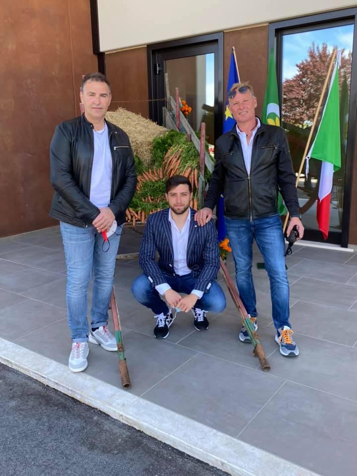 Il Ministro Patuanelli in Marsica alla scoperta delle eccellenze del territorio