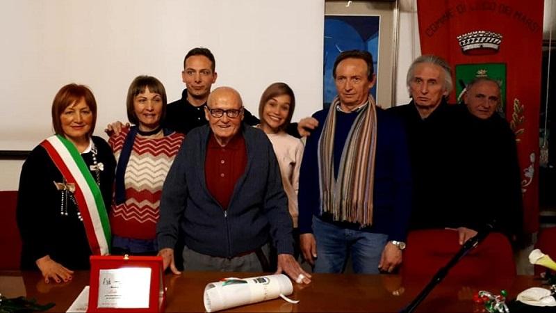 Addio a Loreto Di Gianfilippo (Jaguarone), il nonno dello sport luchese