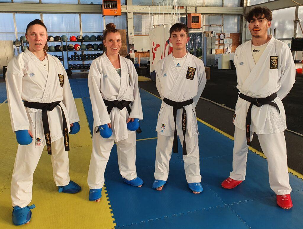 Campionato Italiano Under 21 di Karate, Giorgia Di Cosimo conquista la Medaglia di Bronzo