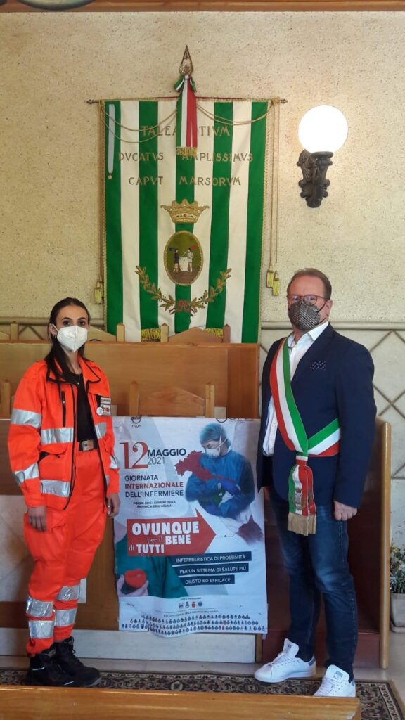 Tagliacozzo celebra la Giornata Internazionale dell'Infermiere all'Umberto I