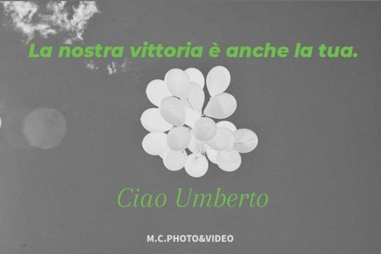 L'Avezzano vince 5 a 0 contro il Lanciano e dedica la vittoria al giovane Umberto