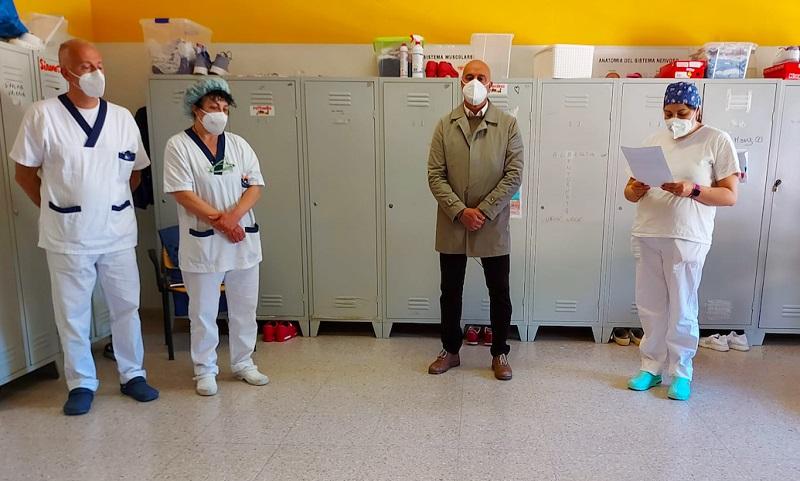 """Sanità, Berardinetti (Uncem): """"No a tagli per l'ospedale di Tagliacozzo e subito più servizi per quello di Avezzano"""""""