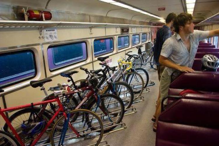 Carrozza panoramica e ciclistica per i treni regionali, una proposta turistica ed ecologica per la Marsica