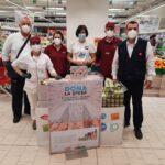 Il Gruppo Coop Centro Italia raccoglie 35000 kg di alimenti per le persone bisognose