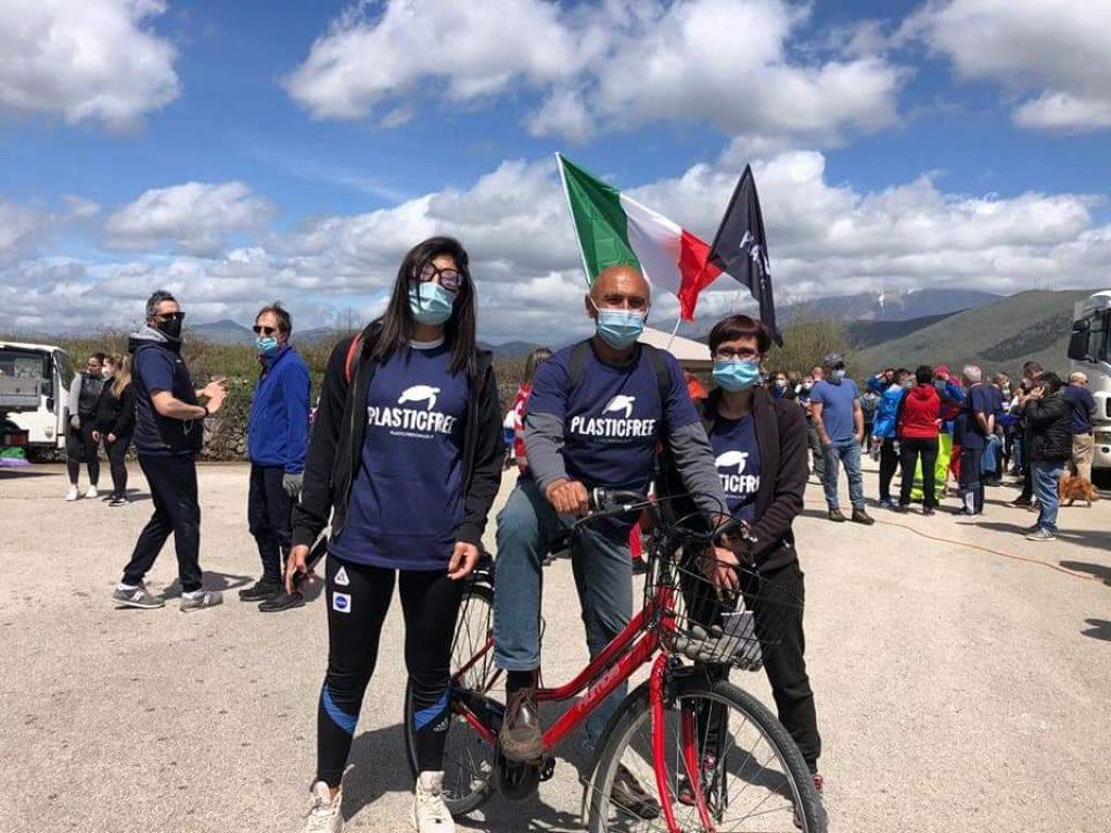 Oltre 500 volontari ripuliscono dall'immondizia i Piani Palentini