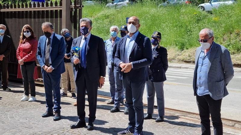 """A L'Aquila """"IL MEMORIAL DAY 2021"""": con il SAP (Sindacato Autonomo di Polizia) resta vivo il ricordo delle vittime di ogni forma di criminalità"""