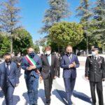 """MAXXI e Nucleo Carabinieri, Liris: """"giornata eccezionale, valorizzare e proteggere i tesori del territorio"""""""