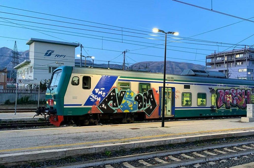 Linea Roma-Avezzano-Pescara, modifiche alla circolazione in vigore dall'11 maggio al 12 giugno