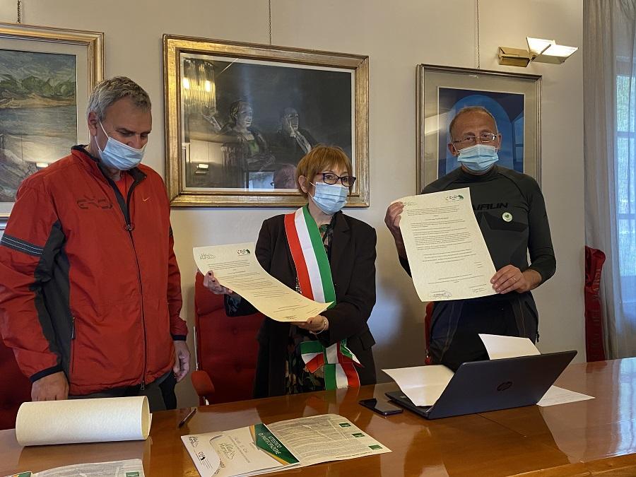 """La Via dei Marsi, la sindaca Marivera De Rosa: """"Sviluppo del territorio da cooperazione e strategie condivise"""""""