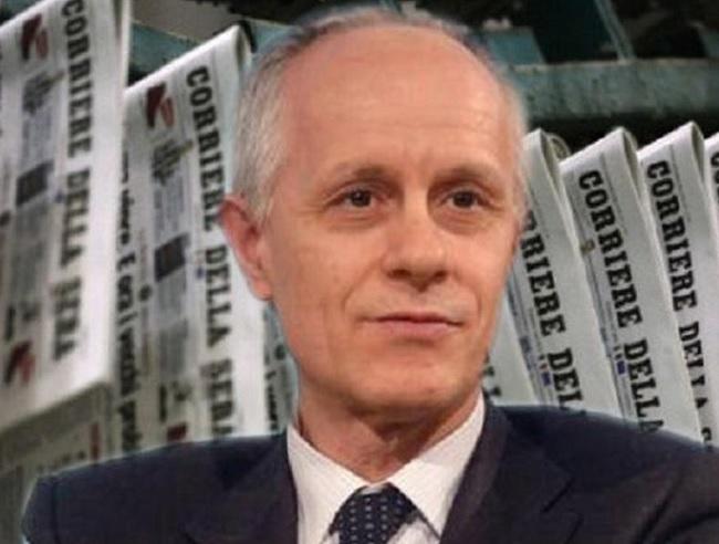 Il direttore del Corriere della sera, Luciano Fontana incontra i ragazzi del liceo Vitruvio Pollione di Avezzano