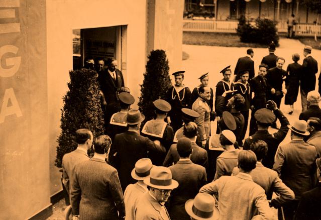 La conferenza del professor Grieco ad Avezzano e la nomina del podestà Orazio Cambise (giugno 1927)