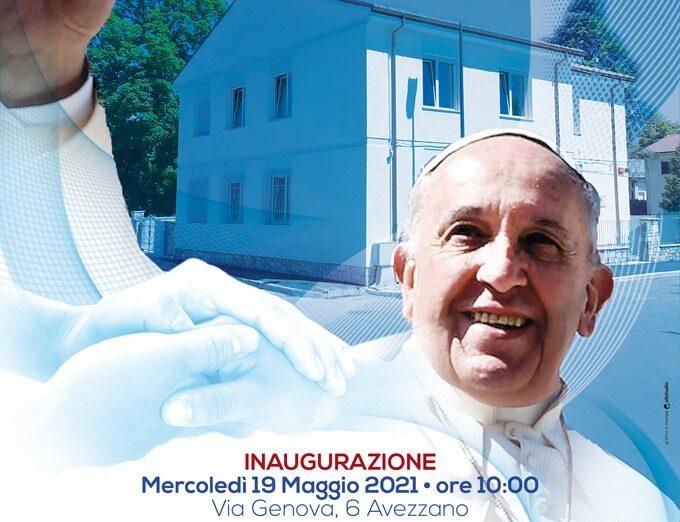 """Mercoledì verrà inaugurata la Casa """"Fratelli Tutti"""" alla presenza del Vescovo Santoro e di don Francesco Soddu"""