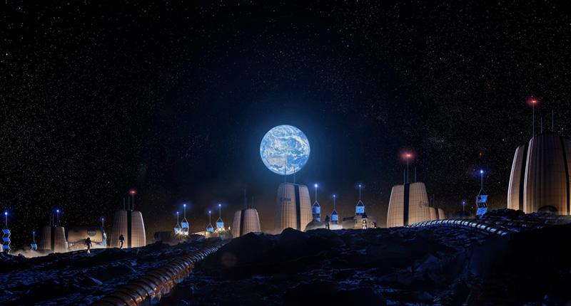Telespazio e Luna: un legame sempre più forte