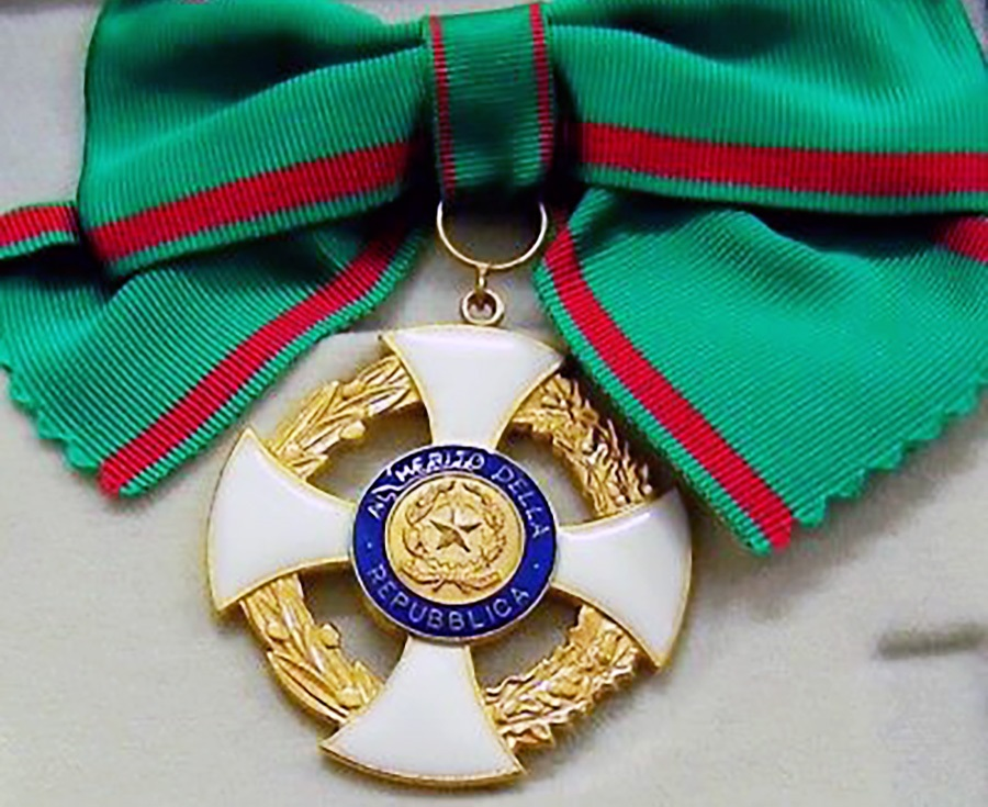 Vanto per l'ASL1 Avezzano, riconosciuta l'alta onorificenza di Cavaliere all'ordine del merito a cinque eroi marsicani