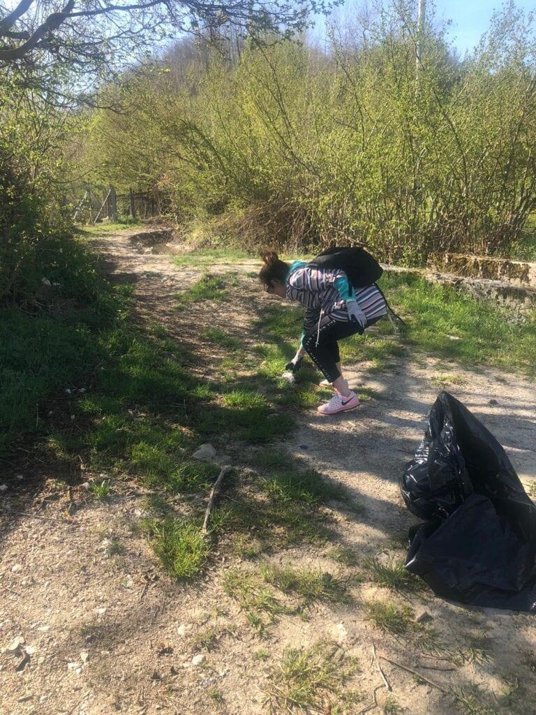 Sensibilità e cura del territorio, successo a Verrecchie per la prima giornata ecologica