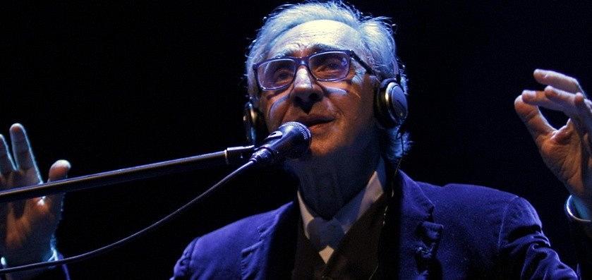 Il cantautore Franco Battiato poeta della musica italiana