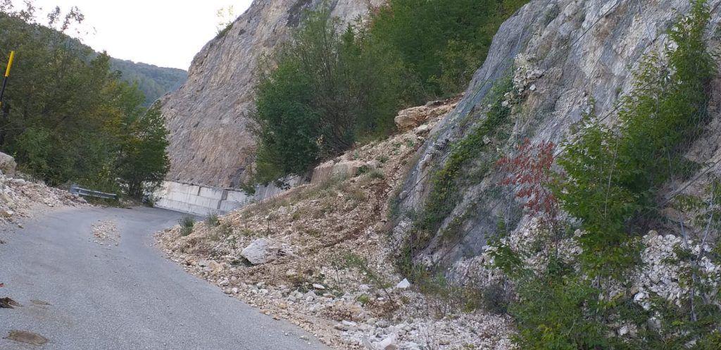 """Raccolta firme per la strada Simbruina, PD Capistrello: """"La nostra proposta è di riportare l'infrastruttura stradale alla gestione ANAS"""""""